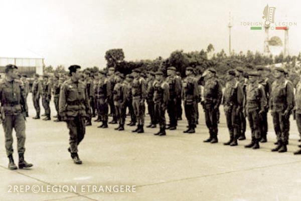 2 REP - Battle of Kolwezi - 1978 - Solenzara - Erulin - General Lacaze