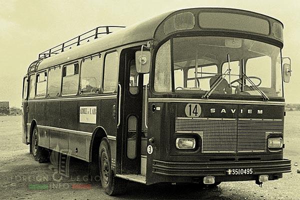 Djibouti - TFAI - Bus - Autocar - Loyada - 1976