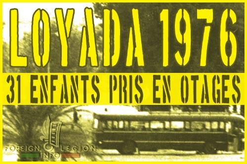 1976 Prise d'otages de Loyada - 1976 - TFAI - Djibouti