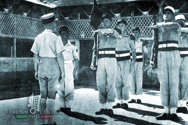 1re CMRLE - 1 CMRLE - Repair Company - 1954 - Gardy - Bien Hoa