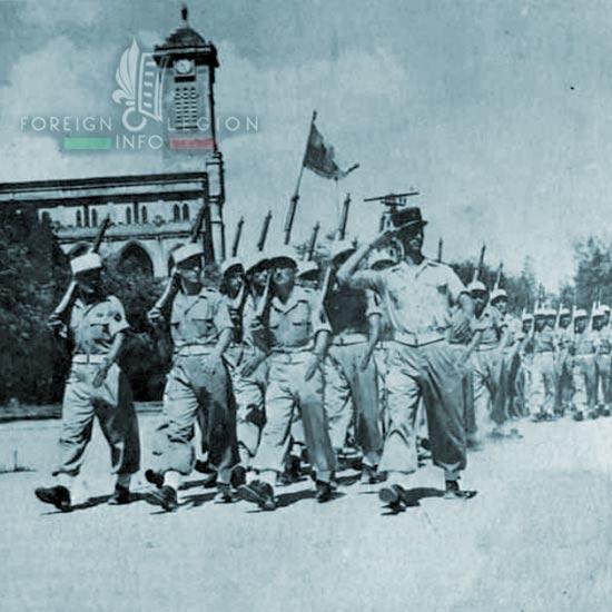 64e CRALE - 64 CRALE - Repair Company - 1948 - Nha Trang - Indochina
