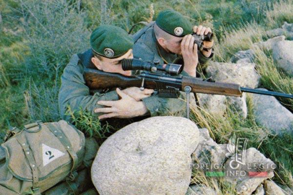 2e REP - 2 REP - Foreign Legion Etrangere - 4e Compagnie - 4th Company - Corsica - 1981