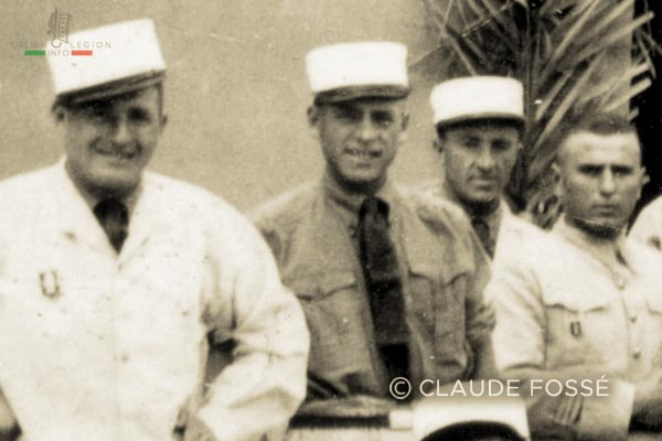 12th Compagnie mixte montée - 12 CMM - Mixed Mounted - 3rd REI - 3 REI - 1942 - Insignia - Foreign Legion - Morocco
