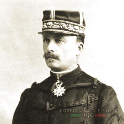 General - Oscar de Négrier
