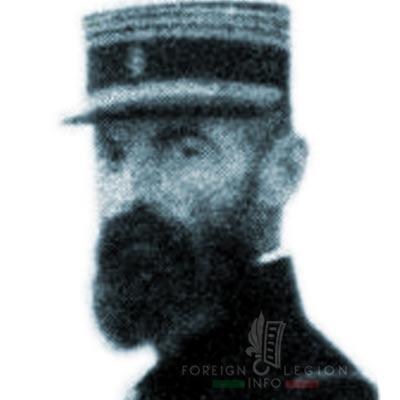 Bataillon de Légion - Orient - Legion Etrangere - Eugène Homo - 1915