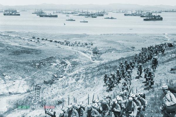 Bataillon de Légion - Orient - Legion Etrangere - troupes françaises - Gallipoli - 1915