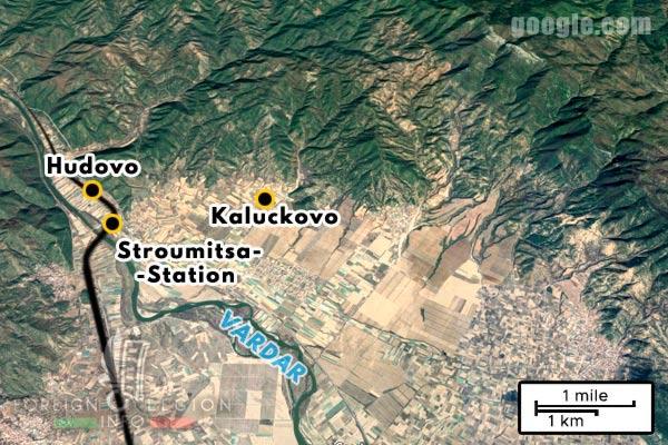 Foreign Legion - Battalion - Balkans - Hudovo - Kaluckovo - 1915