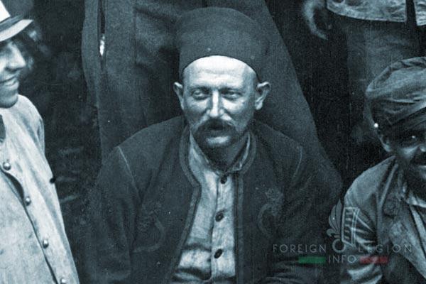 Zouave - Corps Expéditionnaire d'Orient - 1915