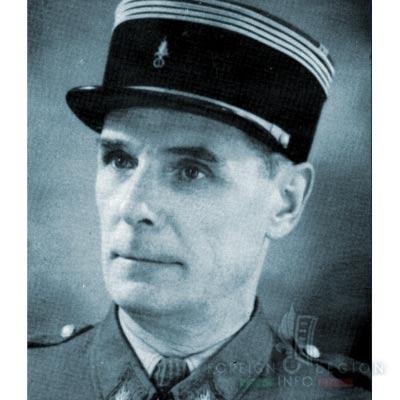 Bataillon de Légion - Orient - Legion Etrangere - Marc Volokhoff
