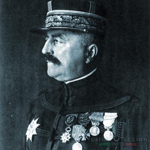 1918 - Général Franchet d'Espèrey