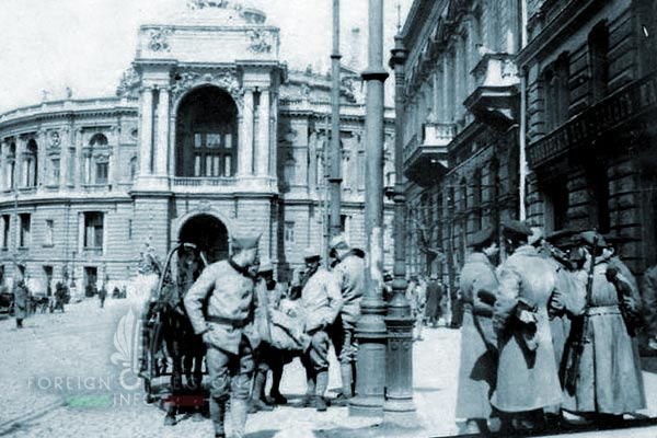 1919 - Odessa