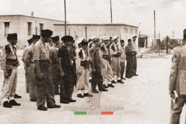 PRLE 3 - Gabes - Tunisie - Légion Etrangère