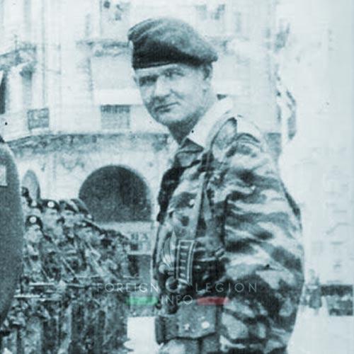 1961 Generals' Putsch of Algiers - Hélie de Saint Marc