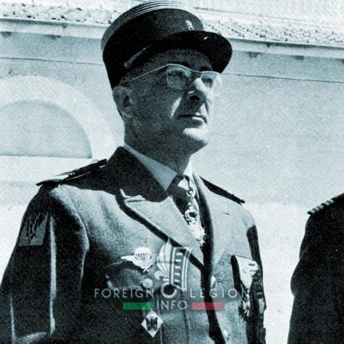 1961 Generals' Putsch of Algiers - Albert Brothier