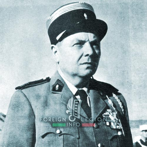 1961 Generals' Putsch of Algiers - René Morel