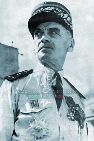 1961 Generals' Putsch of Algiers - General Paul Gardy