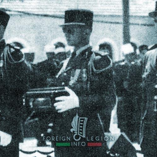 1961 Generals' Putsch of Algiers - Ernst Dimke