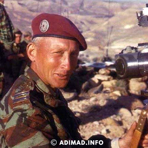 1961 Generals' Putsch of Algiers - 14e RCP - Pierre Lecomte
