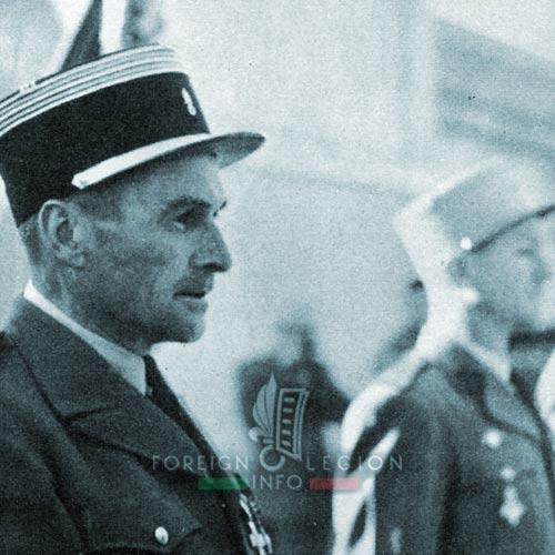 1961 Generals' Putsch of Algiers - Etienne Ogier de Baulny