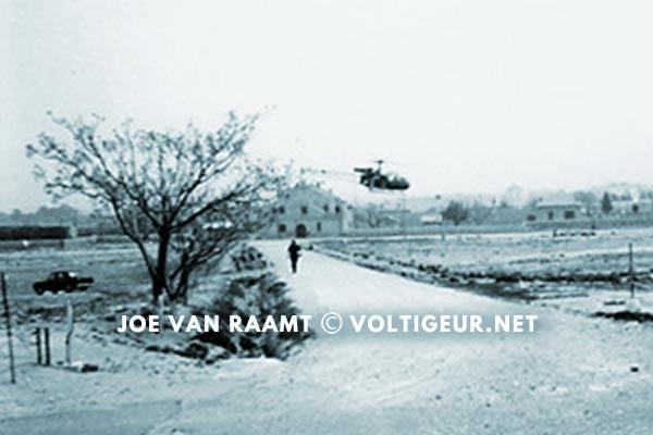 1961 Generals' Putsch of Algiers - Helicopter