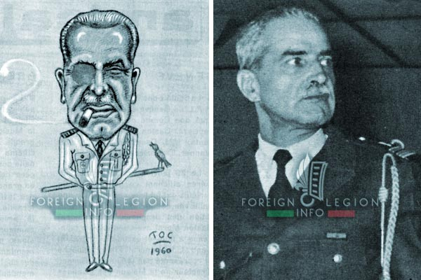 1961 Generals' Putsch of Algiers - Bertrand de Sèze