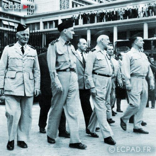 1961 Generals' Putsch of Algiers - Algiers - Forum
