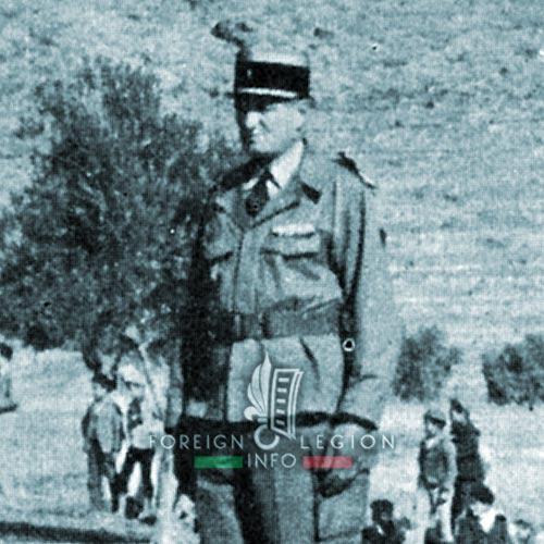 1961 Generals' Putsch of Algiers - Colonel Georges de Boissieu