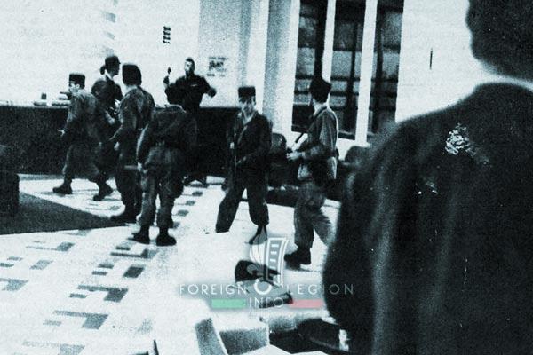 1961 Generals' Putsch of Algiers - Gardes Mobiles