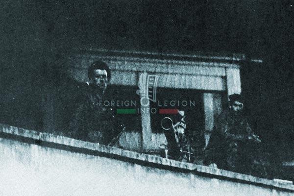 1961 Generals' Putsch of Algiers - Observation Post