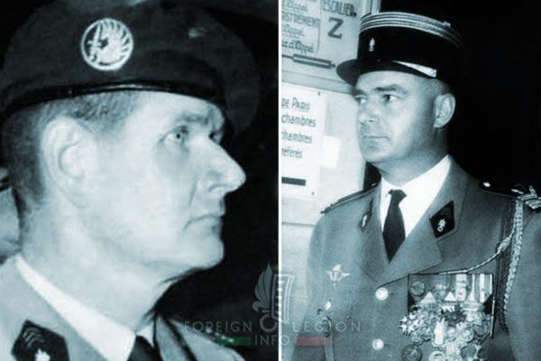 1961 Generals' Putsch of Algiers - Saint Marc - de La Chapelle - Trial