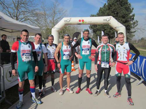 1er REC and 1er REG Duathlon March 2013