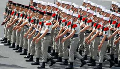 Bastille Day Military Parade of the Foreign Legion
