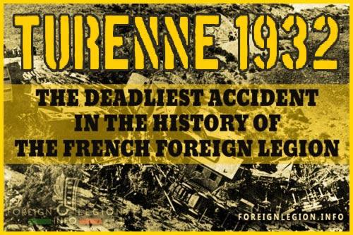 1932 Turenne Rail Accident - Foreign Legion etrangere - Turenne - Algeria - 1932