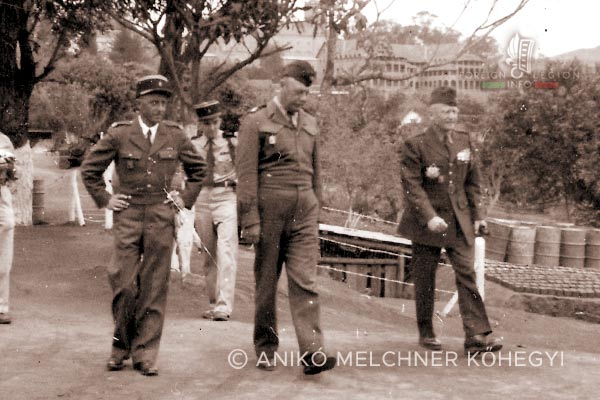 General Monclar - 4e DBLE - 4 DBLE - Madagascar - Foreign Legion - 1948