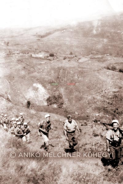 Patrol - 4e DBLE - 4 DBLE - Ambositra - Madagascar - Foreign Legion - 1948