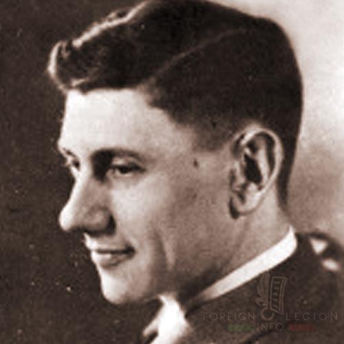 Lieutenant Henri Gresle-Bouignol - 4th Demi-brigade - 4e DBLE - Foreign Legion - 1947