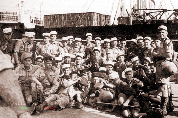 4e DBLEM - 4 DBLEM - 2nd Battalion - Foreign Legion - Algeria - Oran - 1947