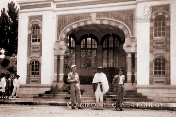 Thermal baths - 4e REI - 4 REI - Madagascar - Foreign Legion - 1948