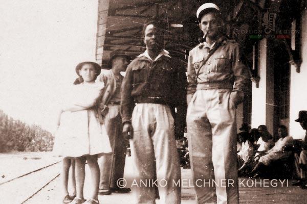 Senegalese Tirailleurs - 4e REI - 4 REI - Madagascar - Foreign Legion - 1948