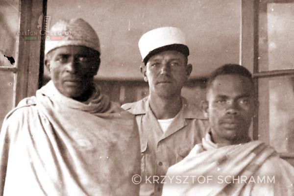 Philippe Lehoaha - Michel Razanakalahy - Madagascar - Foreign Legion - 1948