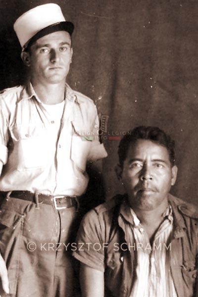 Joseph Ralaivalo - Madagascar - Foreign Legion - 1948