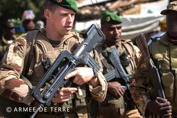 French Foreign Legion - 13e DBLE - Mali - Operation Barkhane - 2018