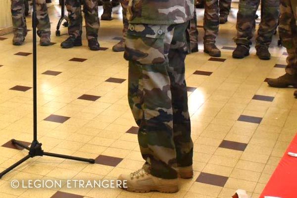 Buy French Foreign Legion | Из кожи | Boots, Combat boots