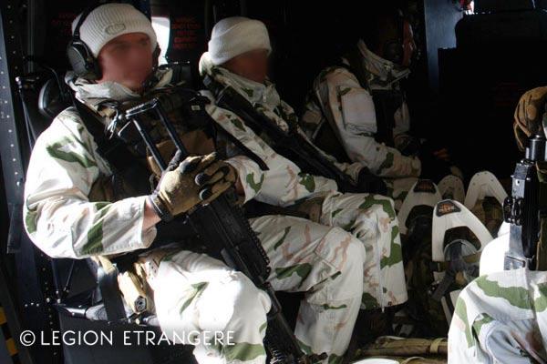 French Foreign Legion - GCM - Mountain Commando - 2e REG - 2014