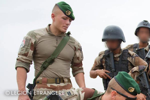 Uniforms French Foreign Legion Information