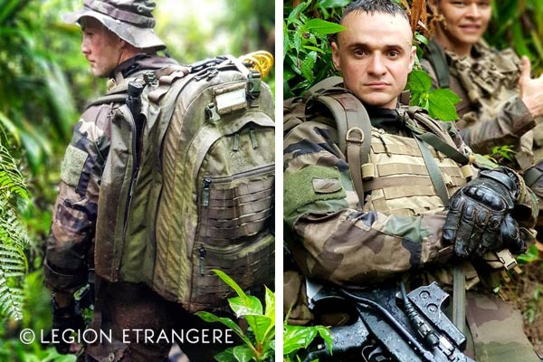French Foreign Legion - Martinique - 2018 - 2e REI