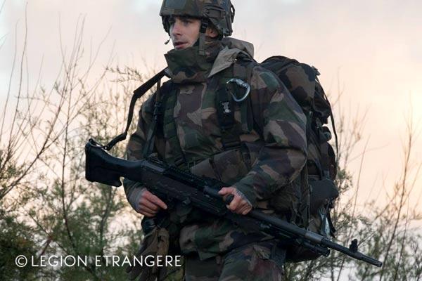 French Foreign Legion - Parka Gore-tex - 2018 - 2e REP