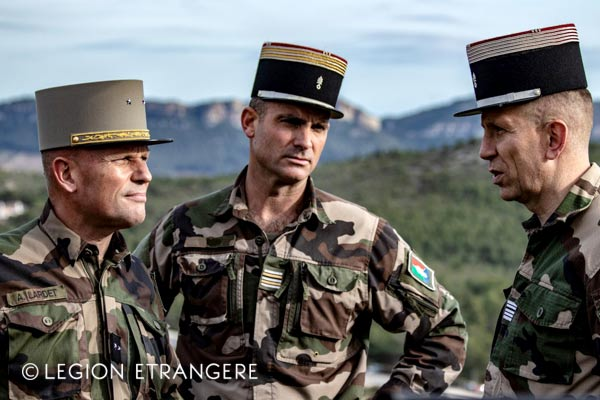 French Foreign Legion - Guerrilla Shirts - 2021