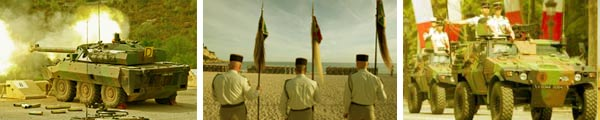 1st Foreign Cavalry Regiment promotion
