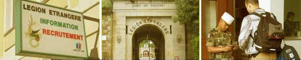 Foreign Legion Recruiting Group - GRLE - Groupement de Recrutement de la Légion Etrangère
